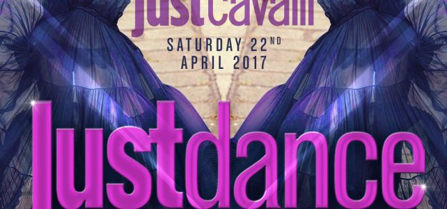 "Just Cavalli Milano: 22/04/2017 ""Just Dance"""