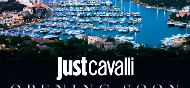 July 14, 2017: Just Cavalli Porto Cervo Opening