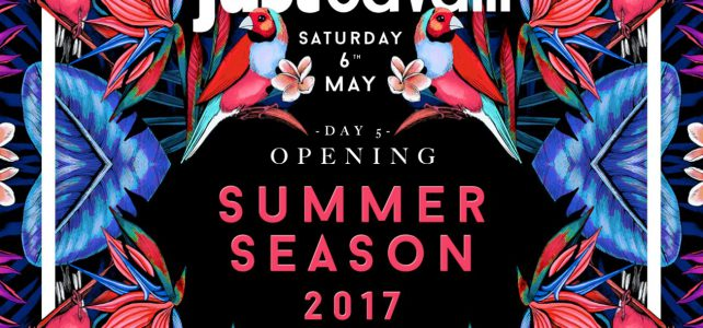 "Just Cavalli Milano: 06/05/2017 ""Opening Party"""