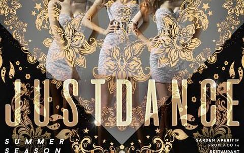 "Just Cavalli Milano: 15/07/2017 ""Justdance"""