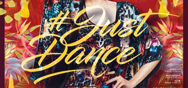 Every Saturday 2018: Justdance at Just Cavalli Milan