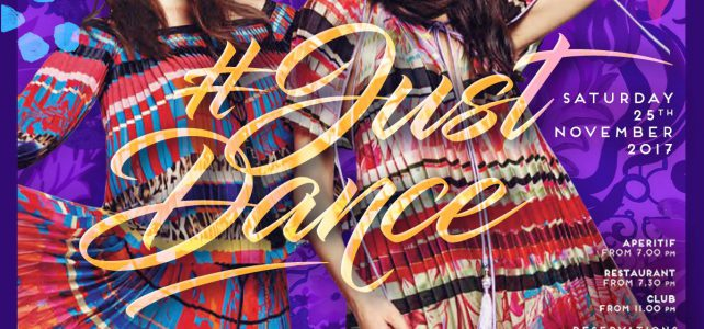 "Just Cavalli Milano: 25/11/2017 ""Justdance"""