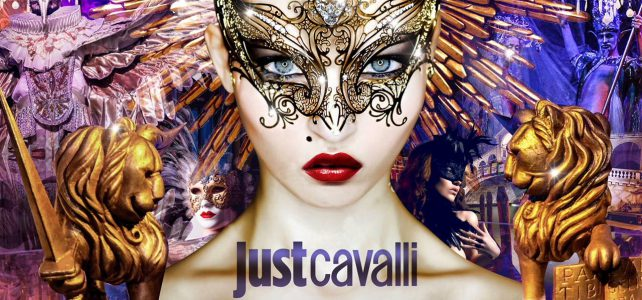 "Just Cavalli Milano: 17/02/2018 ""Venezia – Carnival Party"""