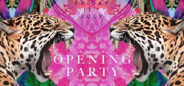 July 13rd, 2018: Just Cavalli Porto Cervo Re – Opening