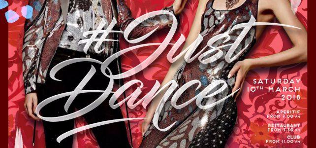 "Just Cavalli Milano: 10/03/2018 ""Justdance"""