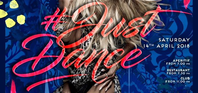 "Just Cavalli Milano: 14/04/2018 ""Justdance"""