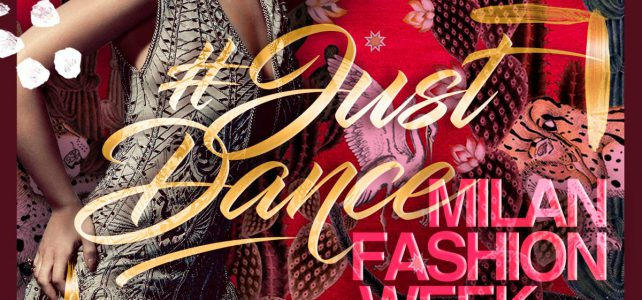 Just Cavalli Milano: 22/02/2019  Just Dance