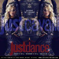 "Just Cavalli Milano: sab. 18/02/2017 ""Just Dance"""