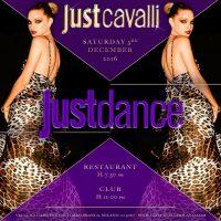 "Just Cavalli Milano: sab. 02/12/2016 ""Just Dance"""